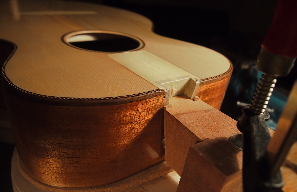 Gibson L-0 Replica Nr.1, Hot Hand Guitars